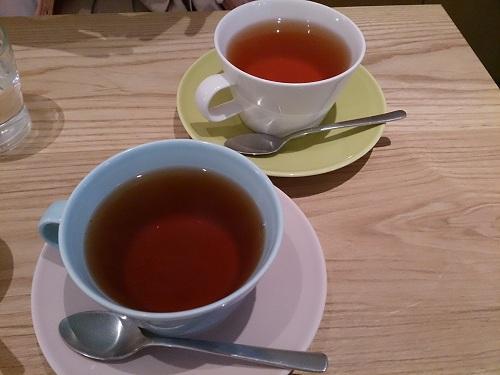 グラン・ヴァニーユ・紅茶