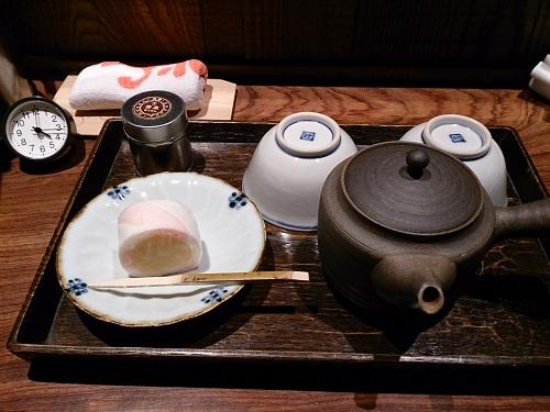 一保堂茶舗 喫茶室「嘉木」