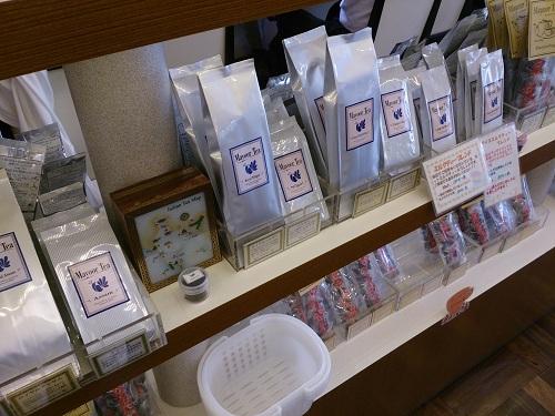 ティーハウス マユール 五反田店・茶葉販売