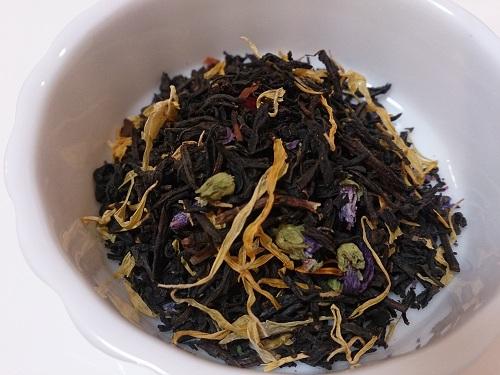ブルーレディー・茶葉
