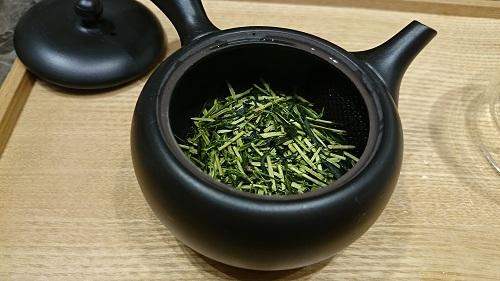 テオドー・雁がね煎茶2