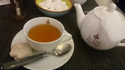 【ストラスブール紅茶店】Le Thé des Muses・紅茶セット1