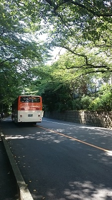 ザ・プリンスさくらタワー東京「チリエージョ」・道中