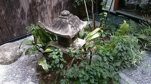 ティーベニール ・庭園