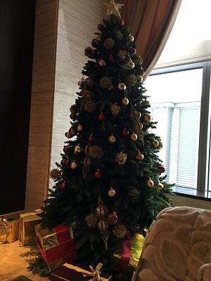 ピャチェーレ・クリスマスツリー